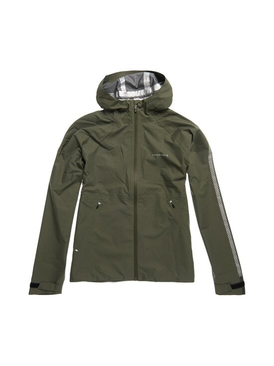 Superdry Sport - Run-takki - ZC3 ARMY KHAKI | Stockmann - photo 1