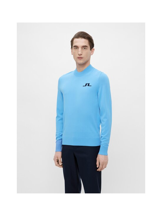 J.Lindeberg - Gus Golf Sweater -neule - O258 OCEAN BLUE | Stockmann - photo 3