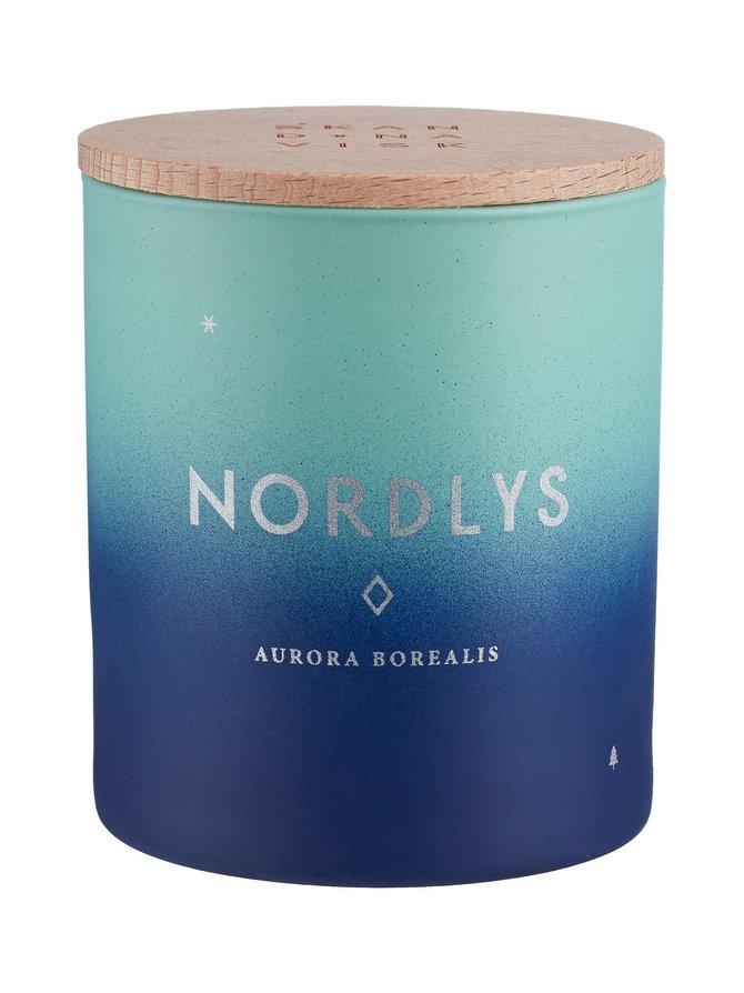 Nordlys-tuoksukynttilä