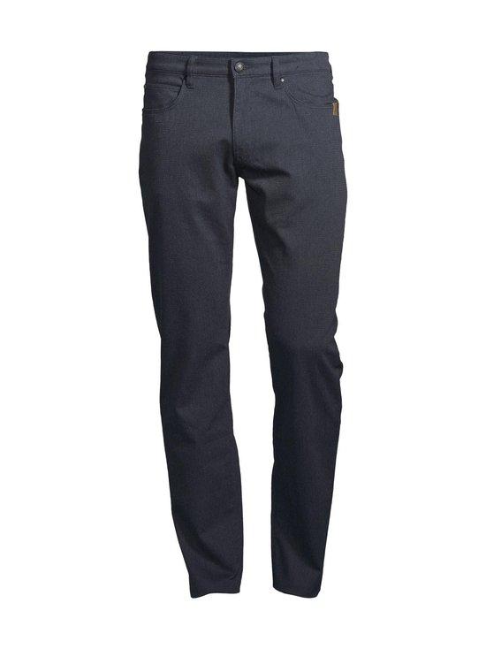 SAND Copenhagen - Cashmere Cotton Burton N -housut - 570 MEDIUM BLUE | Stockmann - photo 1