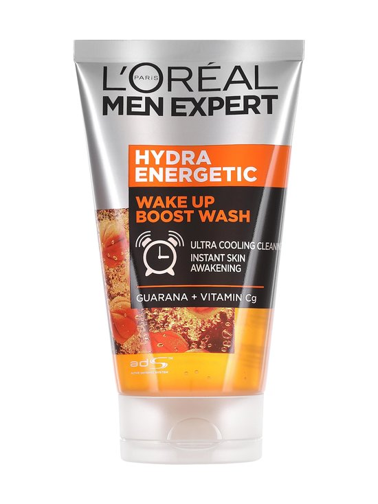 L'ORÉAL MEN EXPERT - Men Expert Wake Up Boost Wash -puhdistusgeeli 100 ml - NOCOL | Stockmann - photo 1