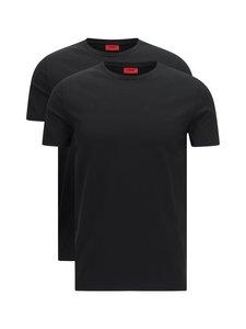 HUGO - T-paita 2 kpl - BLACK   Stockmann