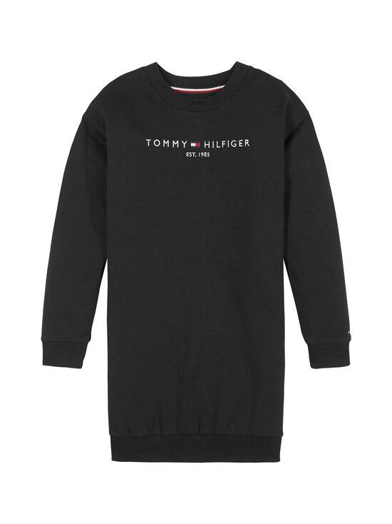Tommy Hilfiger - Essential Sweat Dress -collegemekko - BDS BLACK | Stockmann - photo 1