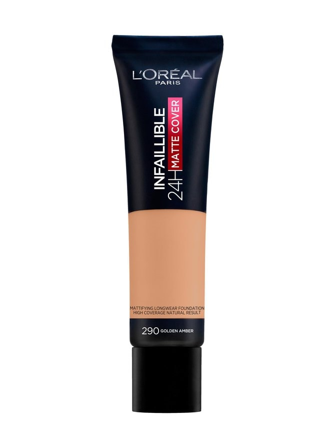 Infaillible 24H Matte Cover Foundation -mattameikkivoide 30 ml