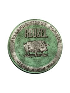 Reuzel - Green Medium Hold Grease -pomada 113 ml | Stockmann