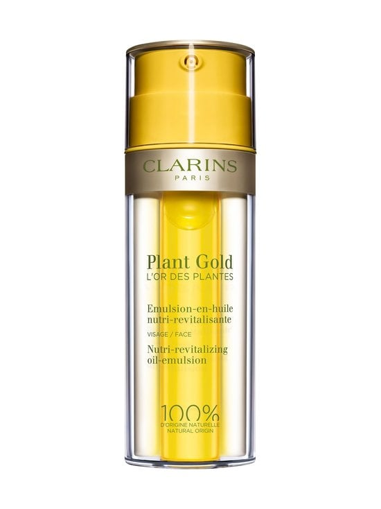 Clarins - Plant Gold Nutri Revitalizing Oil Emulsion -öljyemulsio 35 ml - NOCOL | Stockmann - photo 1