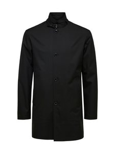 Selected - SlhCole Flex Fit Coat -takki - BLACK | Stockmann