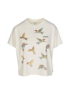 Levi's - Graphic Varsity -paita - PLACED HUMMINGBIRDS SUGAR SWIZZLE | Stockmann