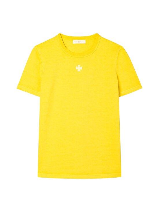 Tory Burch - logo T-paita - GOLDEN YELLOW | Stockmann - photo 1