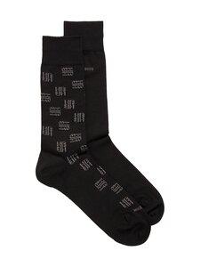 BOSS - Minipattern -sukat 2 kpl - 001 BLACK | Stockmann