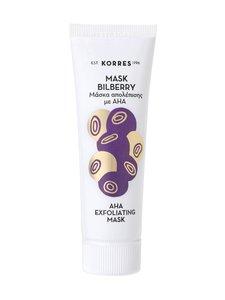 Korres - Beauty Shot Bilberry AHAs Mask -kasvonaamio 18 ml   Stockmann