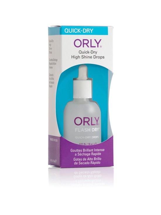 Orly - Flash dry Drops -pikakuivattaja 18 ml - null | Stockmann - photo 1