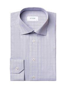 Eton - Slim-kauluspaita - 15 GREY & BLUE | Stockmann