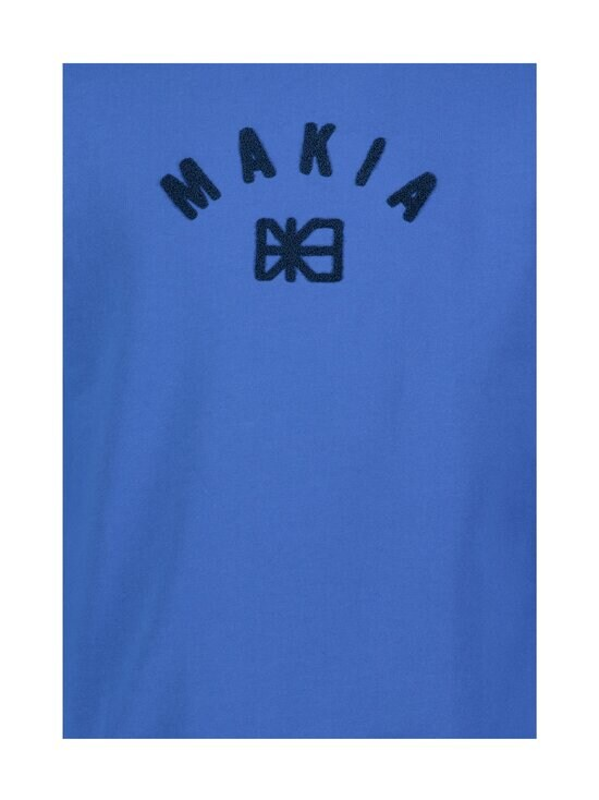 Makia - Brand Sweatshirt -collegepaita - BLUE | Stockmann - photo 3