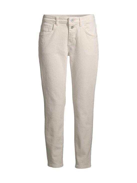 Marc O'Polo - Theda Boyfriend Mid Waist Jeans -farkut - 056 ECRU ORGANIC WASH | Stockmann - photo 1
