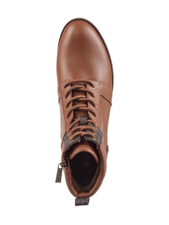 Michael Michael Kors - Bronte Ankle Boot -nahkanilkkurit - 230 LUGGAGE   Stockmann - photo 2