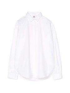 Totême - Lago Oversized Poplin Shirt -pusero - WHITE 100 | Stockmann