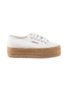 Superga - Cotropew-kengät - 901 WHITE | Stockmann