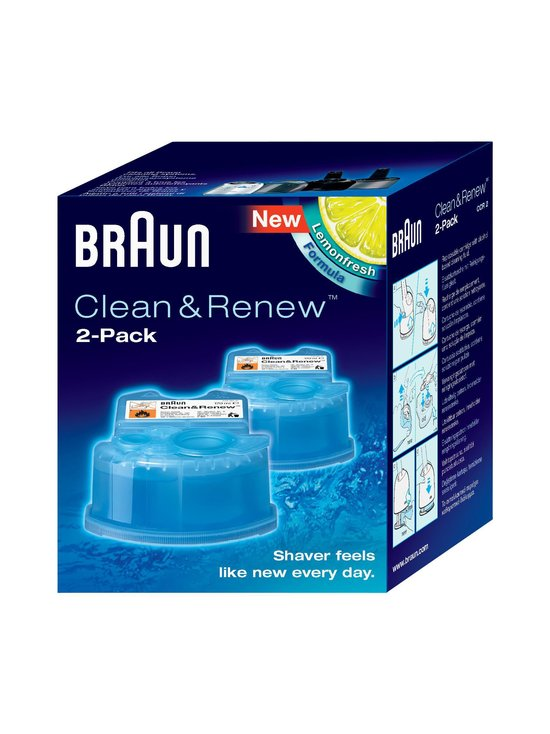 Braun - Clean & Renew™ CCR2 -puhdistuskasetti - null | Stockmann - photo 1