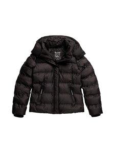 Superdry Sport - Koanda Puffer Jacket -toppatakki - 02A BLACK | Stockmann