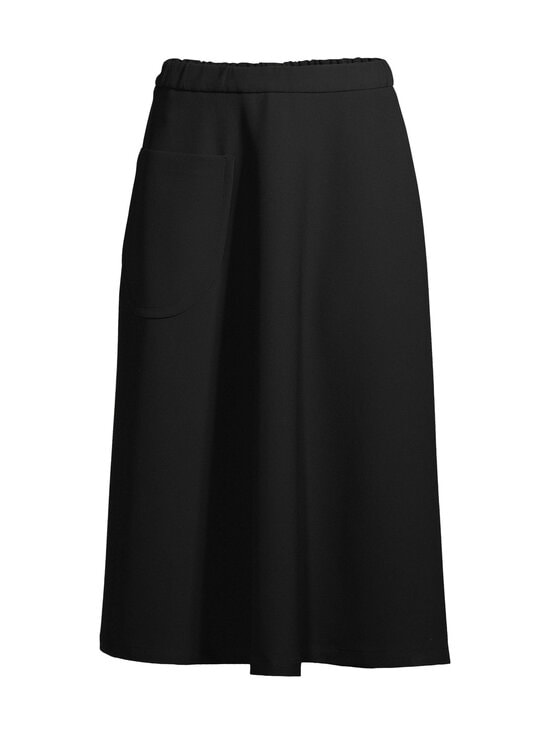 Marimekko - Louhi Solid -hame - 009 BLACK   Stockmann - photo 1