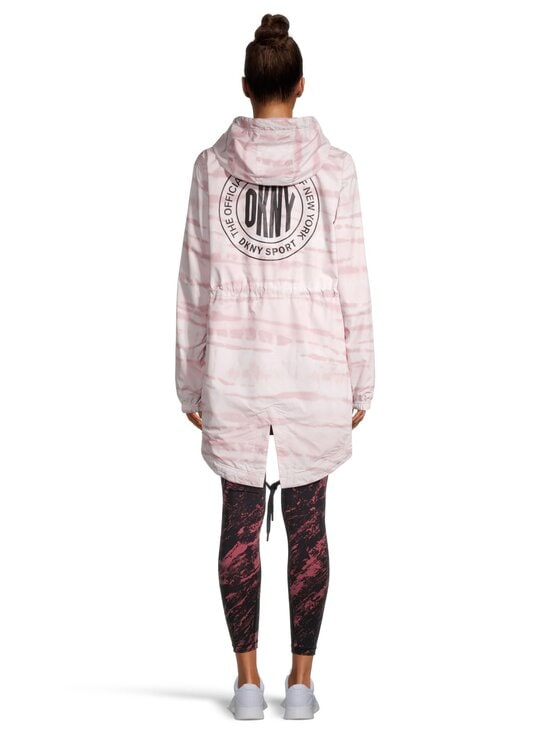 DKNY Sport - Reversible Hooded -takki - QYW ROSEW CMB | Stockmann - photo 5