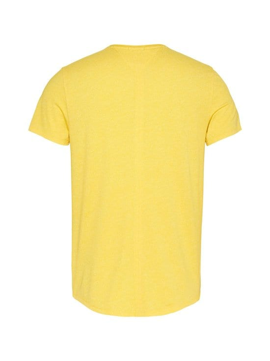 Tommy Jeans - Tjm Essential Jaspe Tee -paita - ZGQ STAR FRUIT YELLOW | Stockmann - photo 2