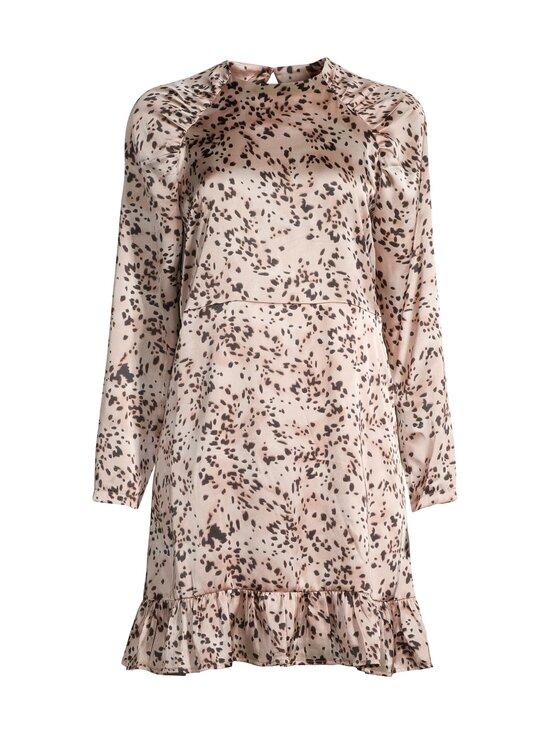 Noisy may - NmSatta L/S Short Dress -mekko - ROSE DUST AOP:ANIMAL | Stockmann - photo 1