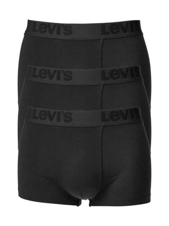 Levi's - Bokserit 3-pack - 001 BLACK | Stockmann - photo 1