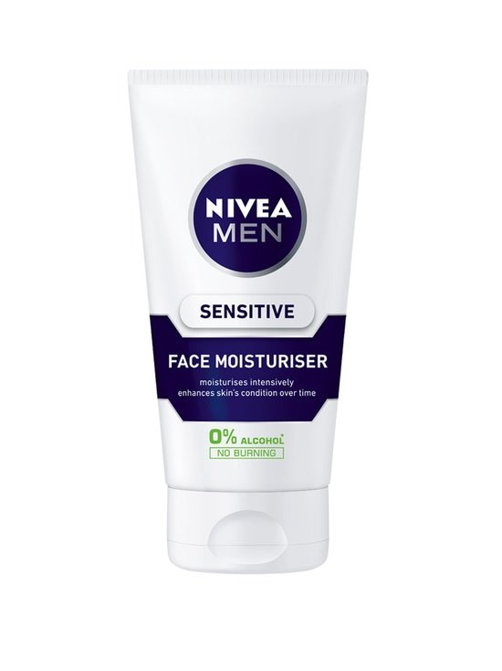 NIVEA MEN - Men Face Cream Sensitive -kasvovoide 75 ml - null | Stockmann - photo 1