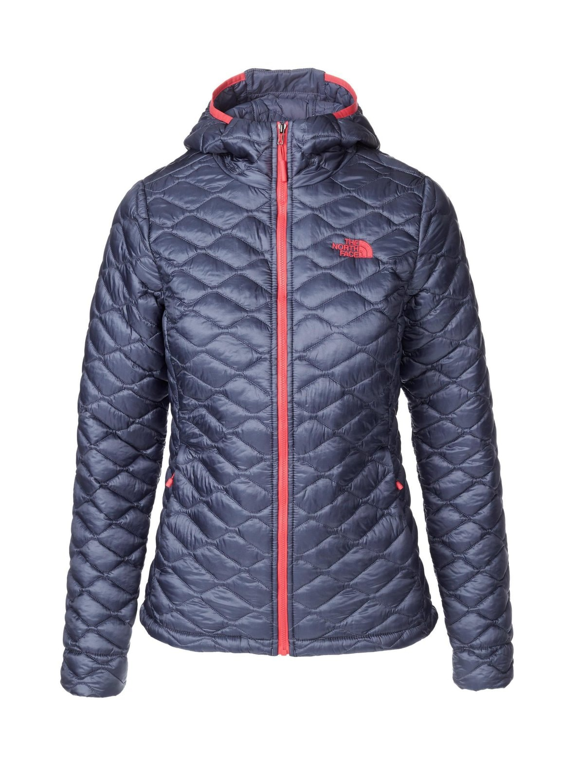 Grisaille Grey (siniharmaa) The North Face W s ThermoBall™ Hoodie ... 8bb1cc2b4c