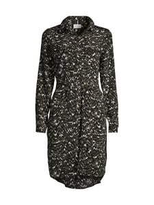 Vila - ViWam LS Shirt Dress -mekko - FOREST NIGHT AOP:W. KANTINA PRINT | Stockmann