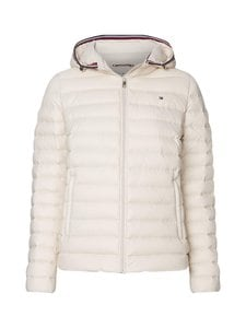 Tommy Hilfiger - Essential Lightweight Down Packable -kevytuntuvatakki - AC8 VINTAGE WHITE | Stockmann