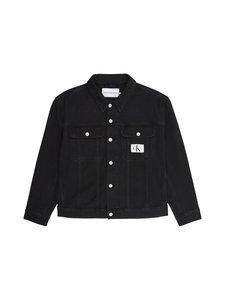 Calvin Klein Jeans Plus - 90's Trucker-farkkutakki - 1BY AB099 WASHED BLACK   Stockmann