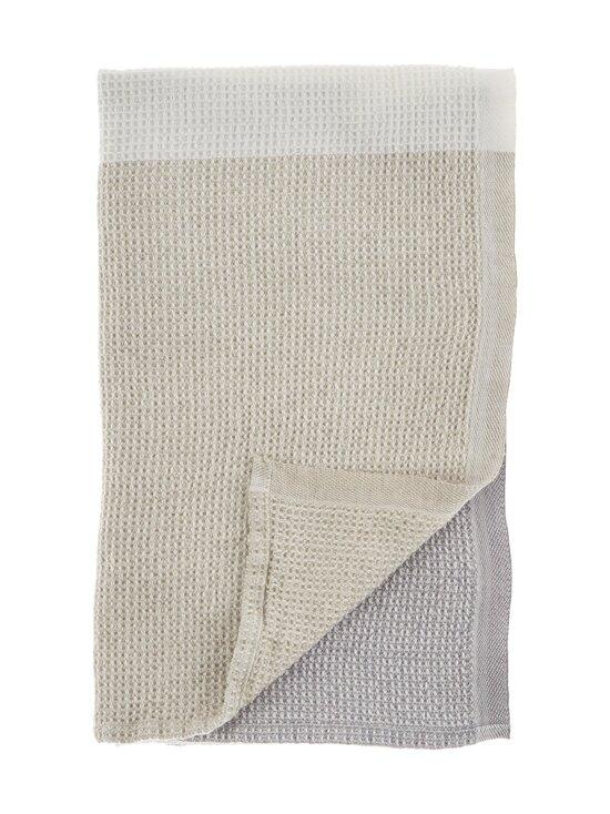 Lapuan Kankurit - Terva-pyyhe - WHITE-LINEN-GREY | Stockmann - photo 1