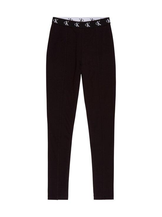 Calvin Klein Jeans - Milano CK Trim -leggingsit - BEH CK BLACK | Stockmann - photo 1
