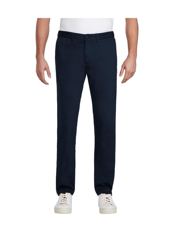 Flex Tapered Trousers -housut