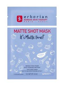Erborian - Matte Shot Mask -kangasnaamio 15 g | Stockmann
