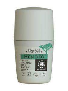 Urtekram - Men Baobab Aloe Vera -deodorantti 50 ml - null | Stockmann