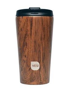 Vesi - Wood-termosmuki 350 ml - BROWN   Stockmann