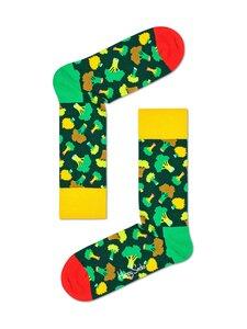 Happy Socks - Broccoli-sukat - 7300 GREEN | Stockmann