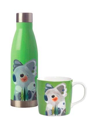 Pete Cromer mug and drinking bottle - Maxwell&Williams