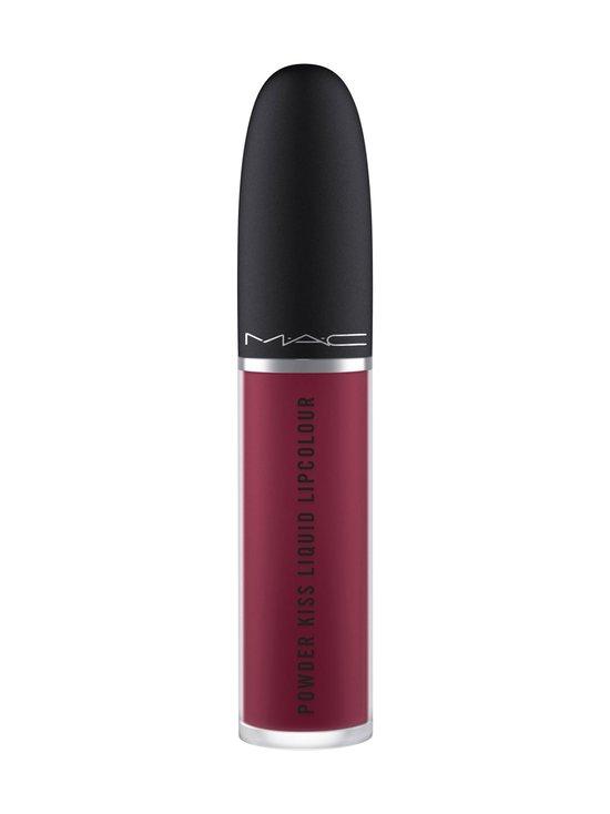 MAC - Powder Kiss Liquid Lipcolour -huuliväri 5 ml - BURNING LOVE   Stockmann - photo 1