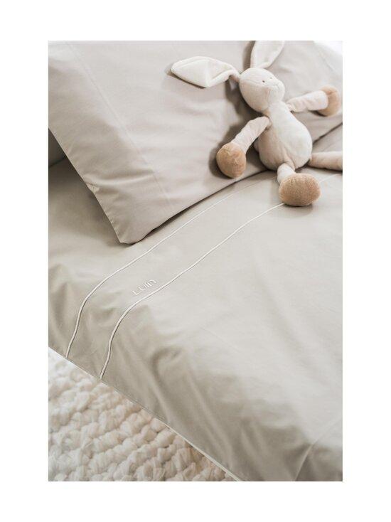 LUIN LIVING - Baby-pussilakanasetti 85 x 125 + 35 x 45 cm - SAND | Stockmann - photo 1