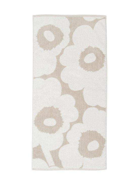 Marimekko - Unikko-käsipyyhe 50 x 100 cm - BEIGE, WHITE | Stockmann - photo 2