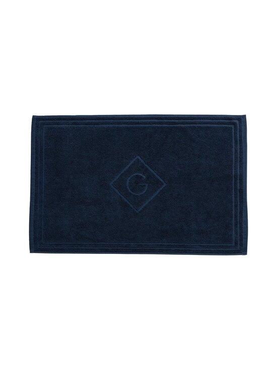 Gant Home - Organic Cotton G -kylpyhuonematto - 431 SATEEN BLUE | Stockmann - photo 1