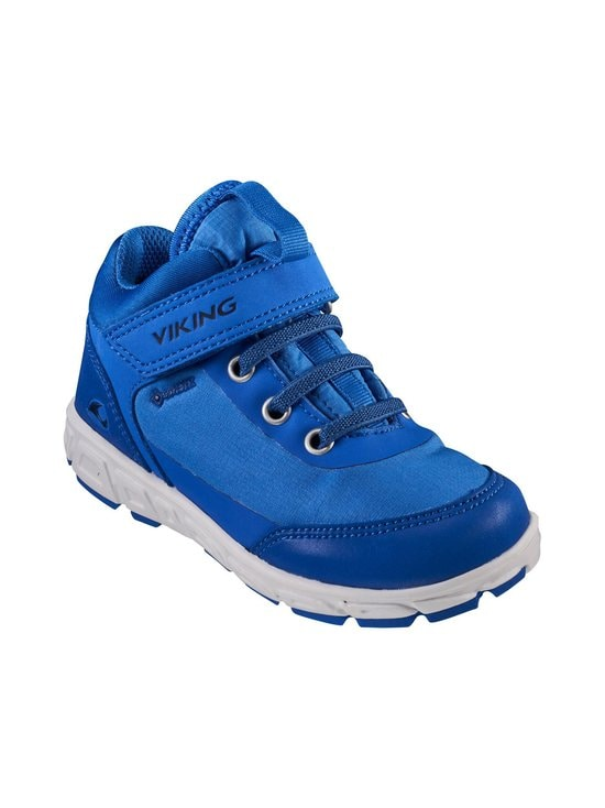 Viking - Spectrum R Mid GTX Reflective And Vegan -kengät - 2305 COBOLT/ NAVY | Stockmann - photo 1