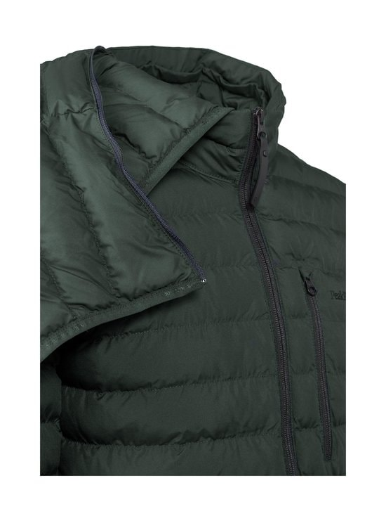 Peak Performance - M Rivel Liner Jacket -takki - 4EP CONIFEROUS GREEN | Stockmann - photo 3