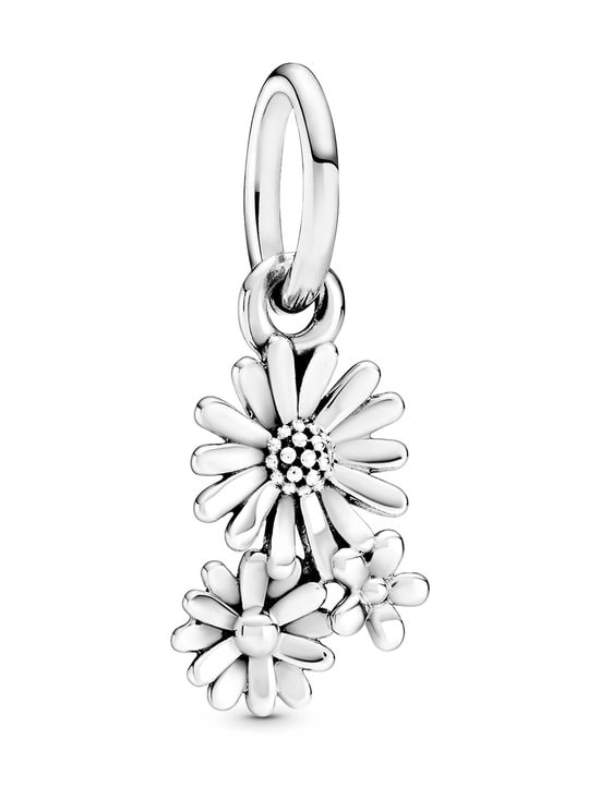 Pandora - Daisy Flower Bouquet Dangle -hela - SILVER | Stockmann - photo 1