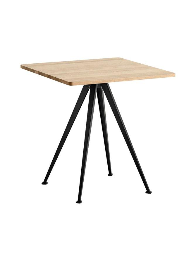 Pyramid Café Table 21 -pöytä 70 x 70 cm